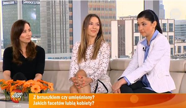 Monika Staruch w Dzień Dobry TVN