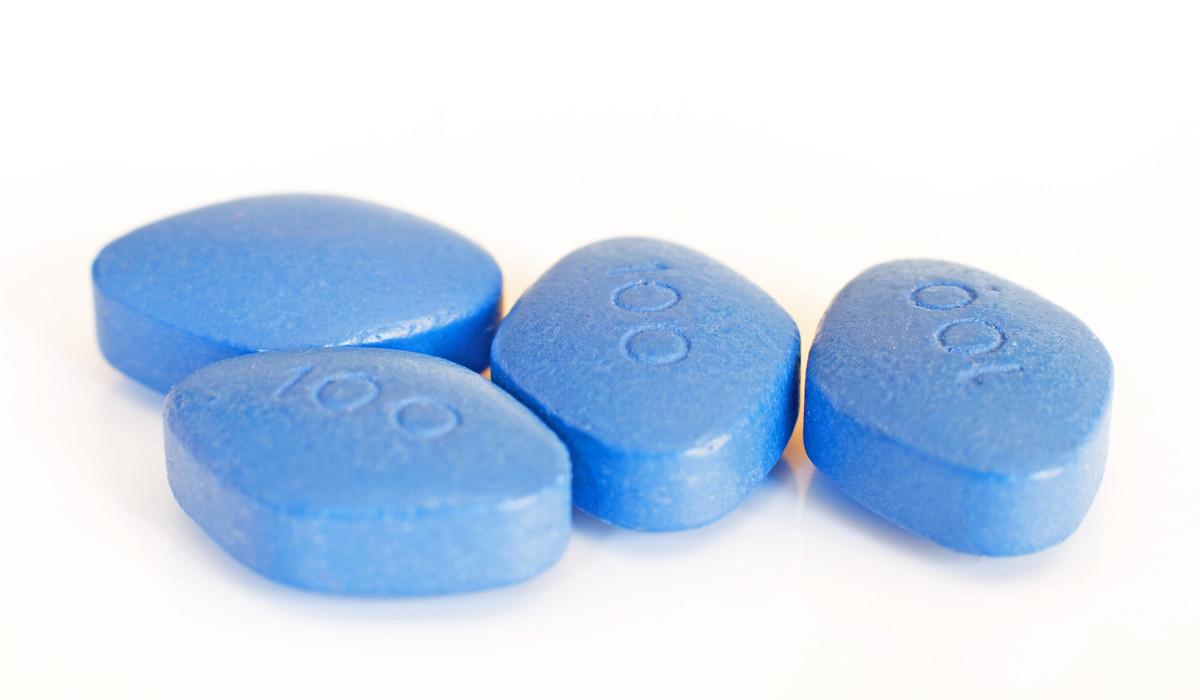 tabletki na potencje photo image zdjęcie