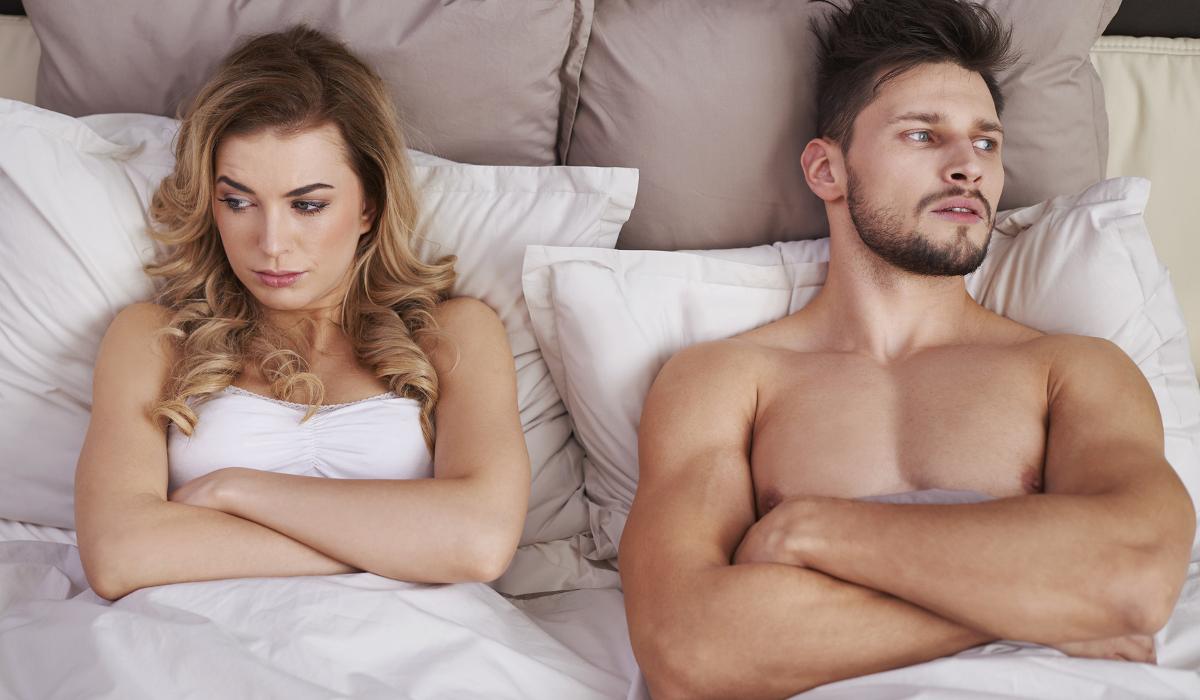 problemy seksuologiczne mezczyzn