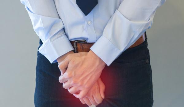 przewlekłe zapalenie prostaty