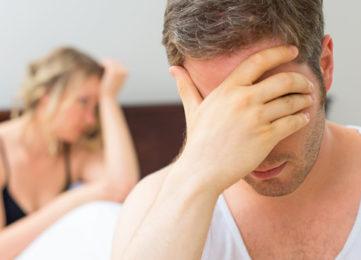 zaburzenia erekcji leczenie